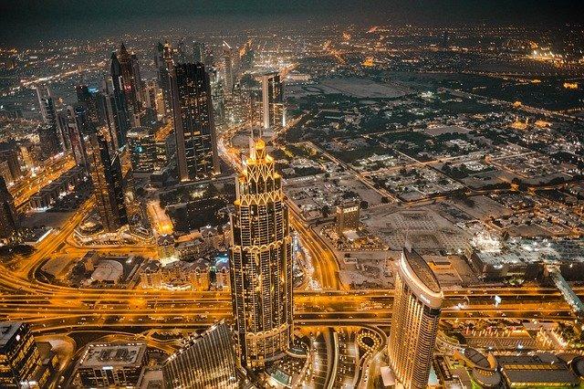 È considerata un'ottima idea investire a Dubai