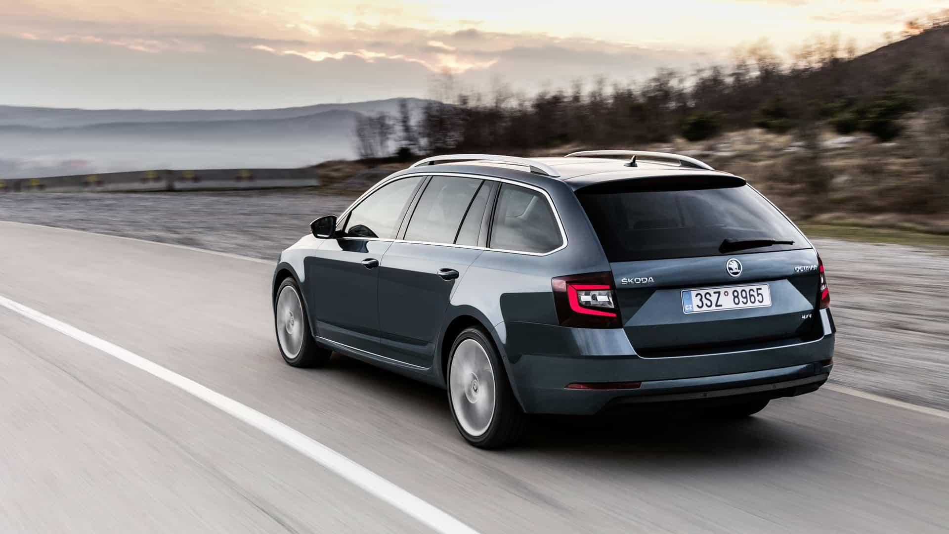 Le migliori auto a metano ŠKODA